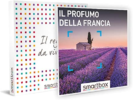 Smartbox - El Perfume de Francia, Estuche Regalo para Mujer, Hombre, salón, estándar: Amazon.es: Deportes y aire libre