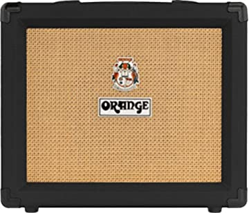 Orange Crush 20W 2 Channel Reverb CabSim Black