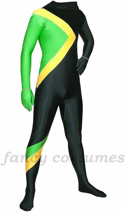 MJPARTY Disfraz de Equipo jamaiquino Bobsled para Adultos, Disfraz ...