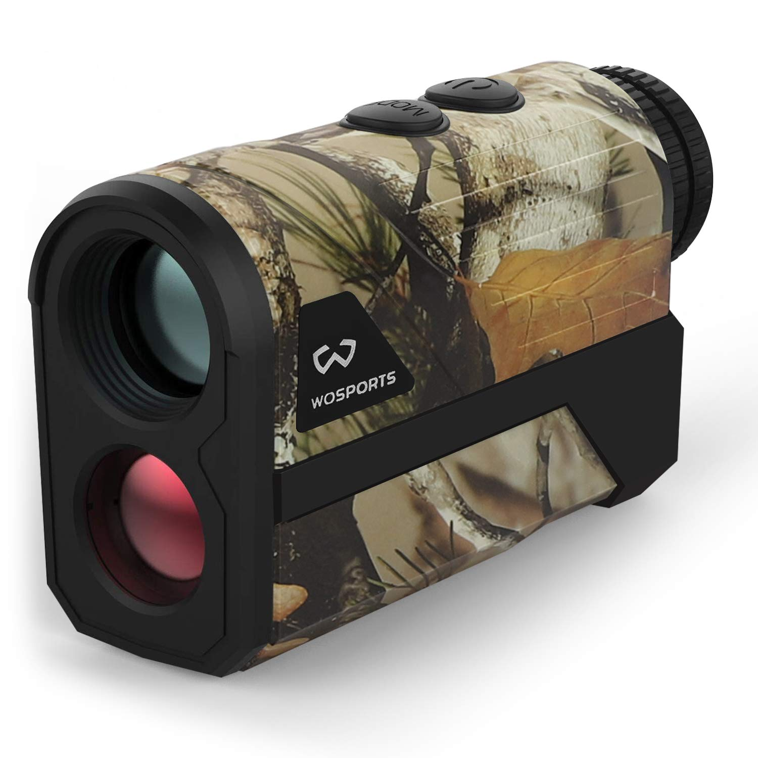 WOSPORTS 1000 Yards Hunting Rangefinder,Archery Rangefinder - Laser Range Finder for Hunting Golf with Speed, Scan and Normal Measurements (Yards Hunting-H100GM) by WOSPORTS