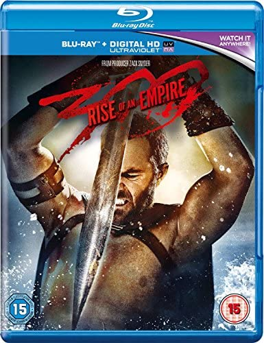 Poster of 300: Rise of an Empire 2014 Dual Audio 480p Download