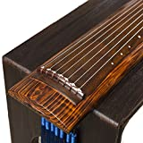 OrientalMusicSanctuary 枯木龙吟 (Dragon's Wailing on a Withered Tree) Reclaimed Century Old Fir Guqin for Advanced Performers - 7 String Chinese Zither