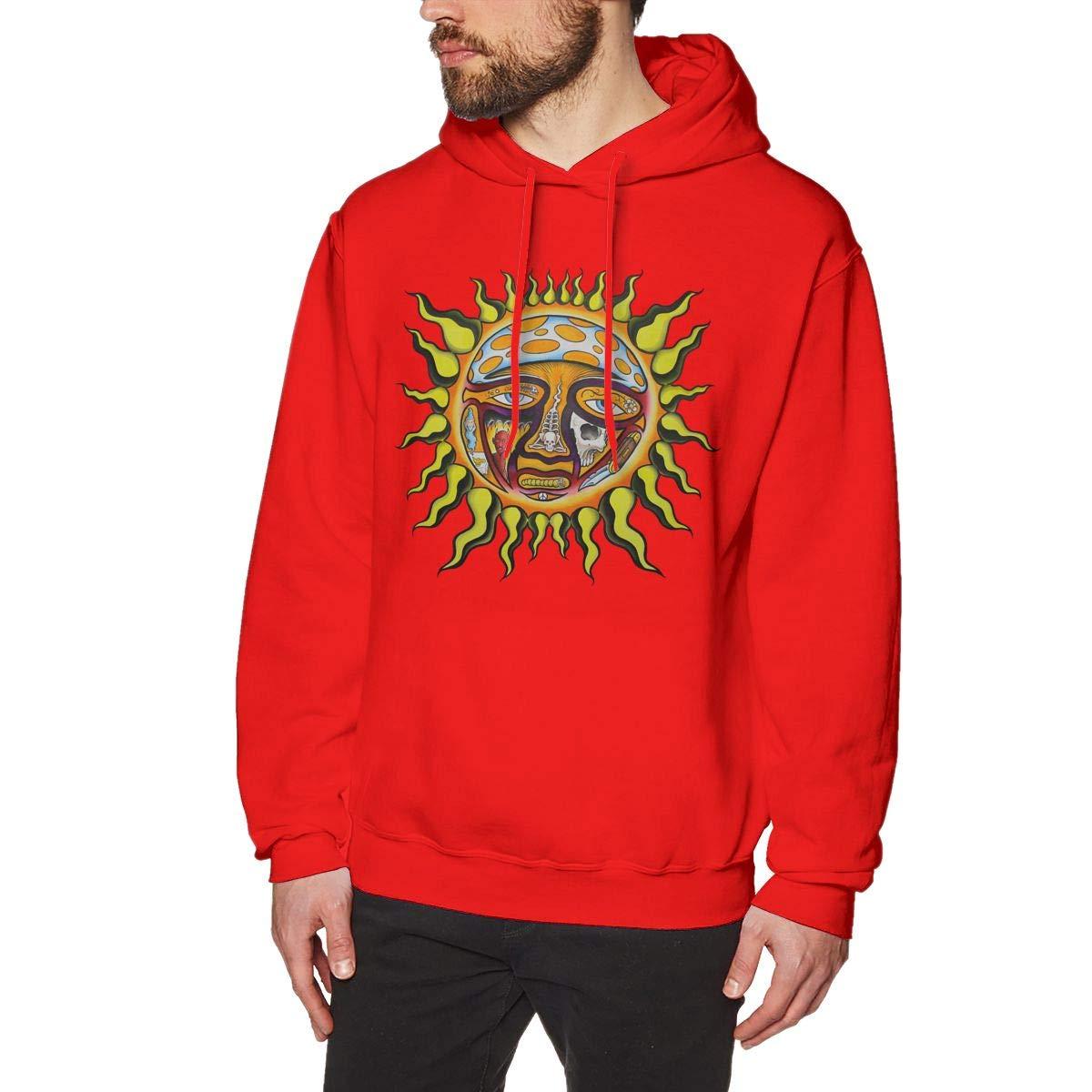 The Story of Sublimes Iconic Sun Logo Men's Hooded Sweatshirt