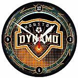 MLS Houston Dynamo Round Clock