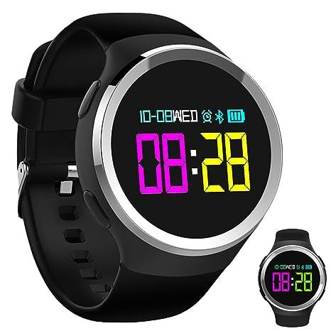 "N69 Prom-near Reloj Deportivo Inteligente Con Pantalla Color 0.95""OLED Pulsómetro Cardíaco Bluetooth"