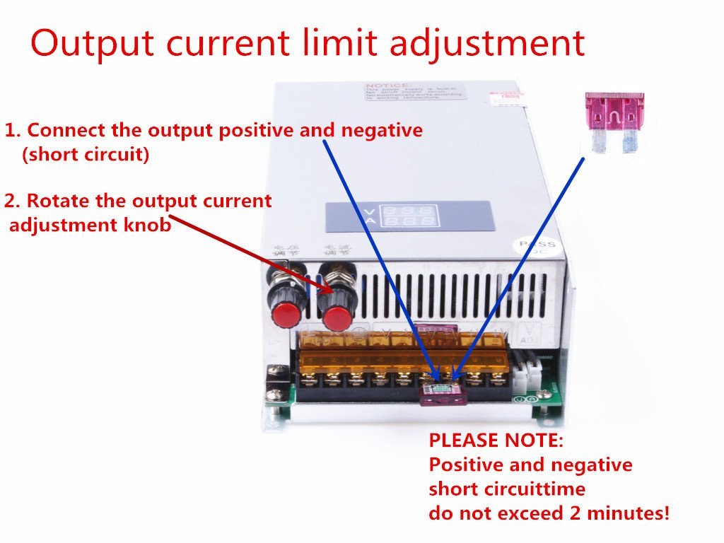 Adjustable Dc Power Voltage Converter Ac 110v To 0 30v 15a Variable Regulated Supply Circuit Diagram 48v 21a Module Switching Digital Display 1000w Regulator