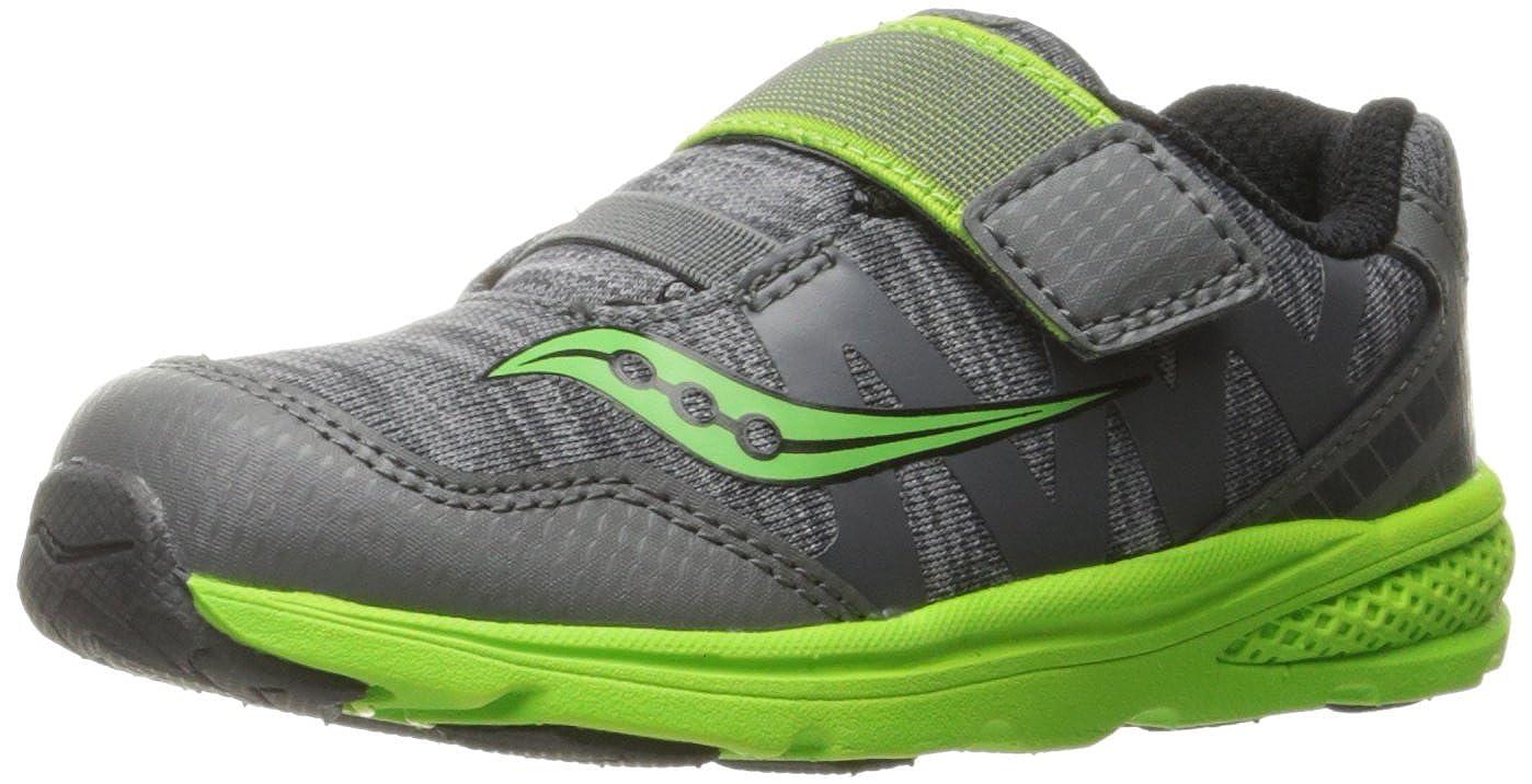 gris vert 37 EU Saucony Enfants'   Ride Pro FonctionneHommest chaussures