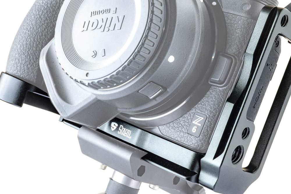 New 2019 Stabil LNZ : L Plate (Bracket) for Nikon Z7 / Z6 Camera :