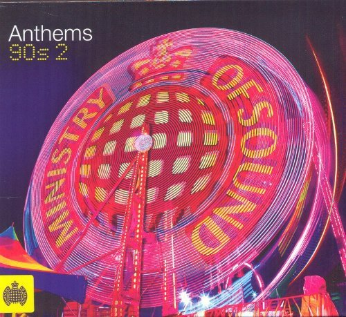 Various Artists - Ministry Of Sound Anthems 90s 2 - Zortam Music
