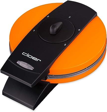 colore Macchina per waffle 930 Cloer 1627-15 Arancione