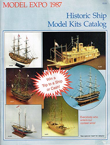 Model Kits Catalog - Historic Ship