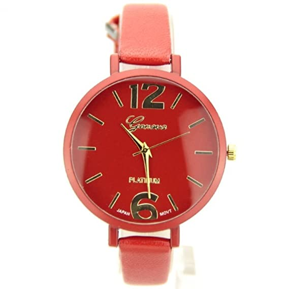 Reloj Geneva pequeño Pulsera Mujer My-Montre