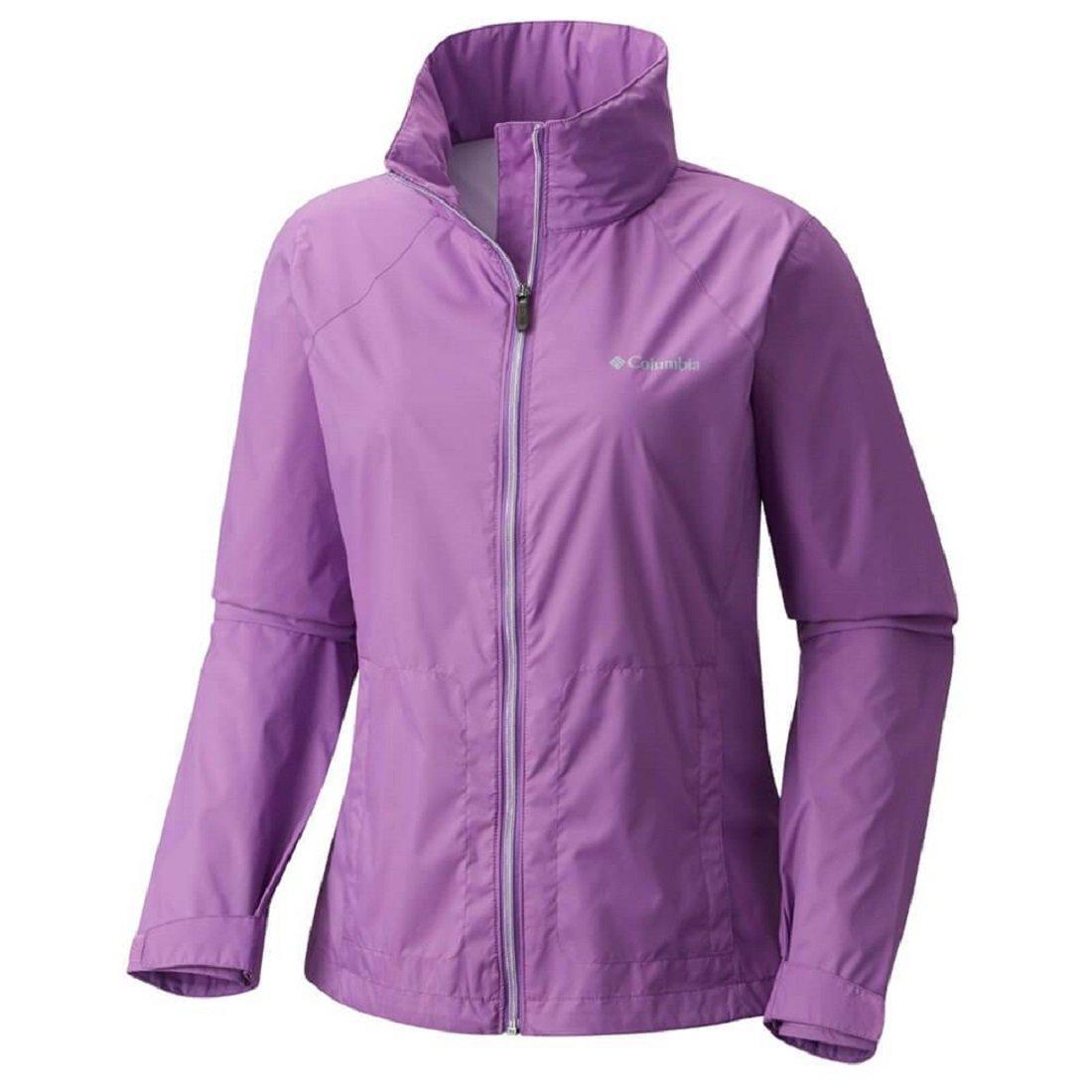 Columbia Women's Switchback III Jacket, Crown Jewel, X-Large