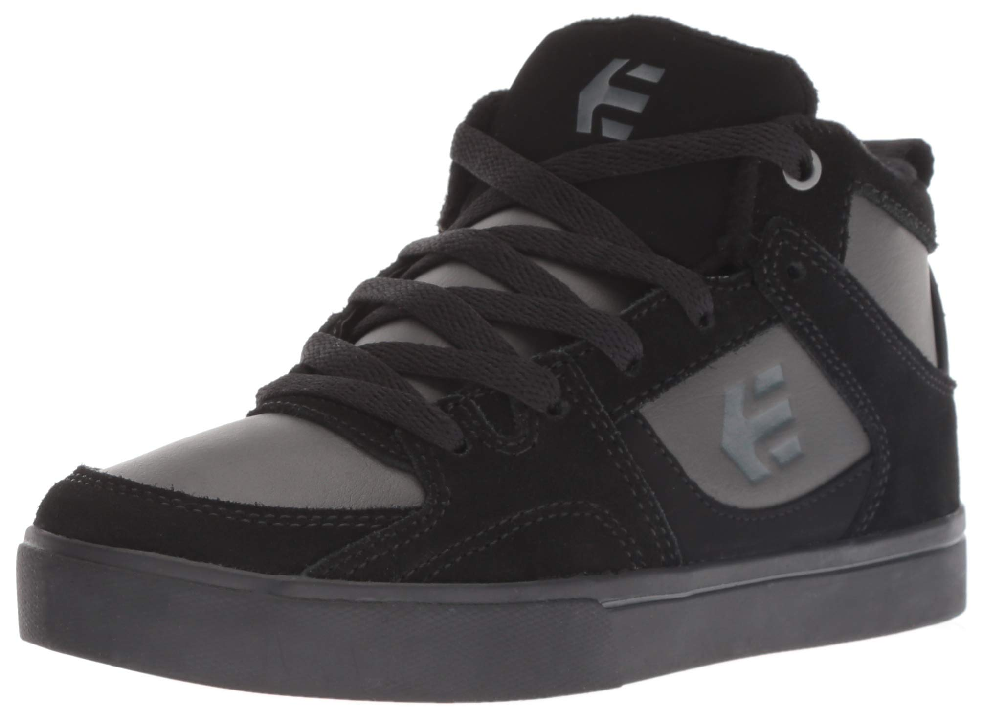Etnies Unisex Harrison HT Skate Shoe, Black, 13c Medium US Big Kid
