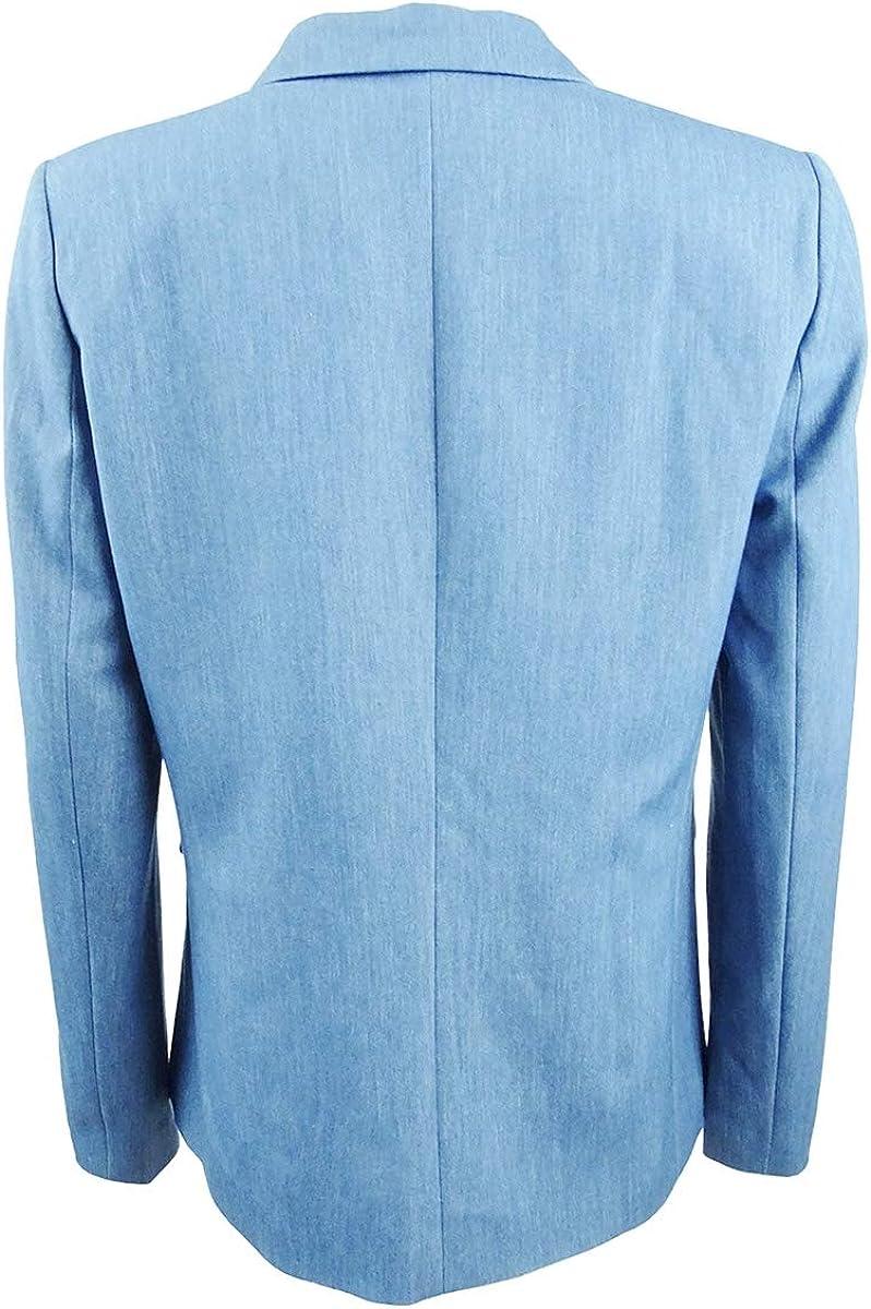 T Tahari Womens Leah Jacket