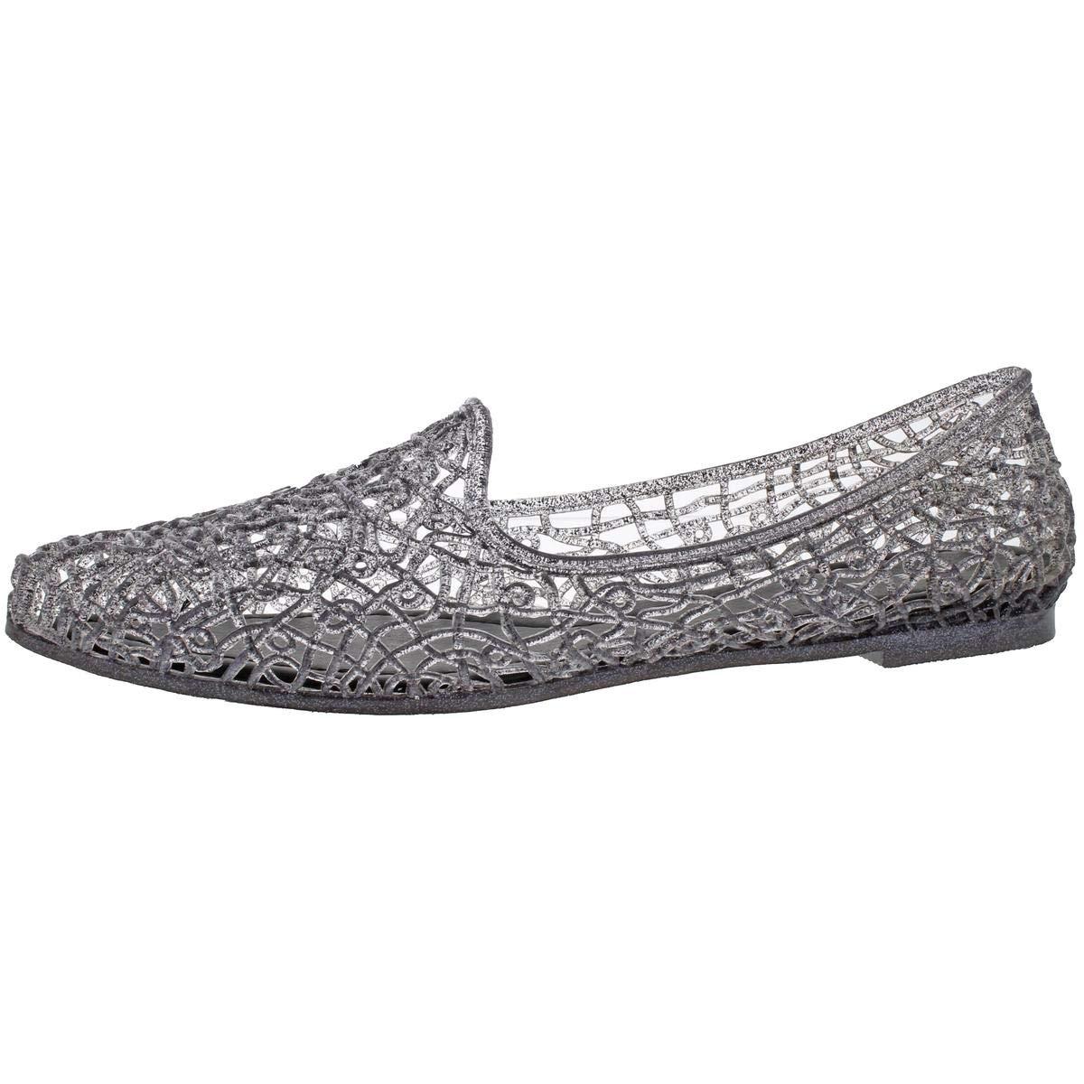 d41b8820fc9 Amazon.com | Steve Madden Womens Carline Laser Cut Pointed Toe Flats ...
