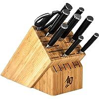 Shun DMS1020 Classic 10-Piece Chef's Block Knife Set