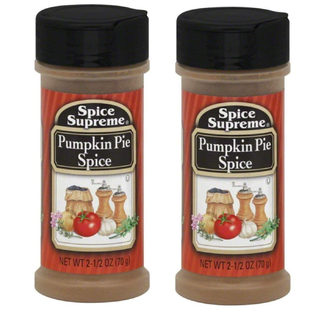 Spice Supreme: Pumpkin Pie Spice, 2.5 oz Size (2 Pack) 61ywoioFn3L