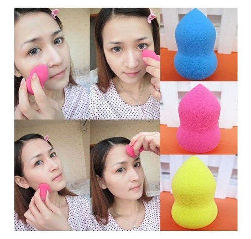 Hilai (TM) 4 esponjas de maquillaje para base de maquillaje de Arrivisl Pro Beauty Flawless