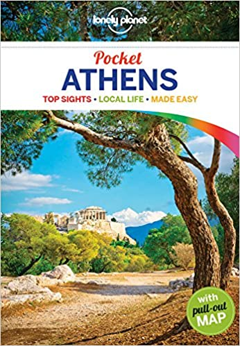Book Lonely Planet Pocket Athens (Travel Guide)
