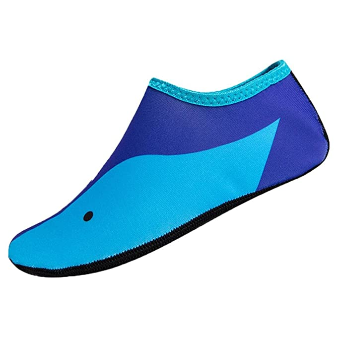 Zapatos de Verano para Bebé 💋💝 Yesmile Calcetines de Snorkel para Niños Zapatos al Aire