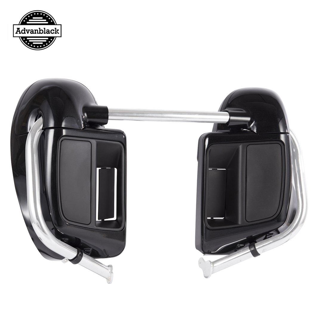 Amazon.com: Black Quartz Lower Vented Fairings Fit for Harley Davidson Street Glide Road King 2014 2015 2016 2017 2018: Automotive