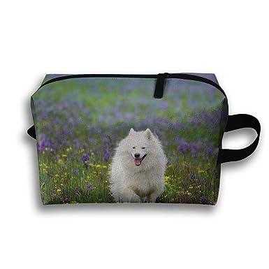 Amazon.com: Bolsa de viaje para joyería con diseño de flores ...