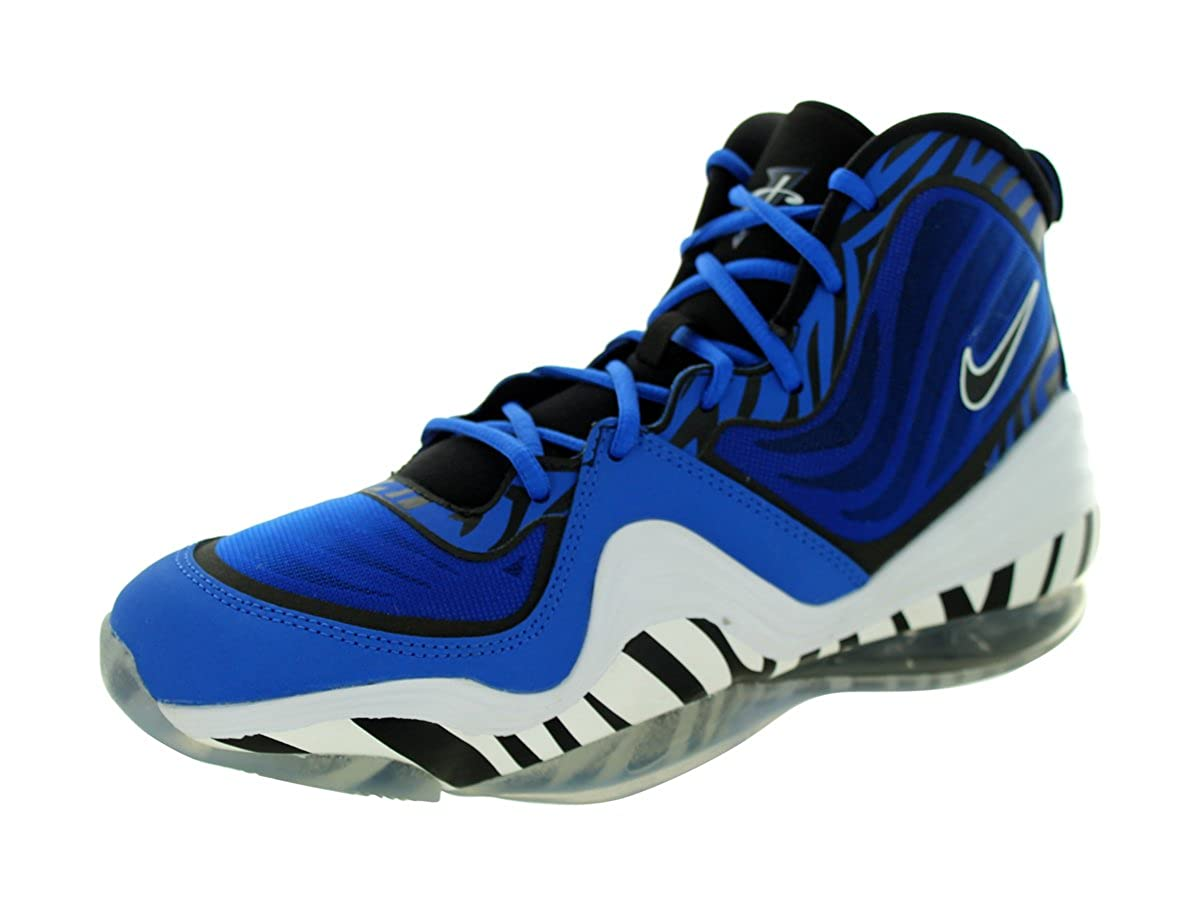 best service 8224c 876c5 Amazon.com   Nike Big Kid Boys Air Penny 5 Sneakers 537460   Basketball