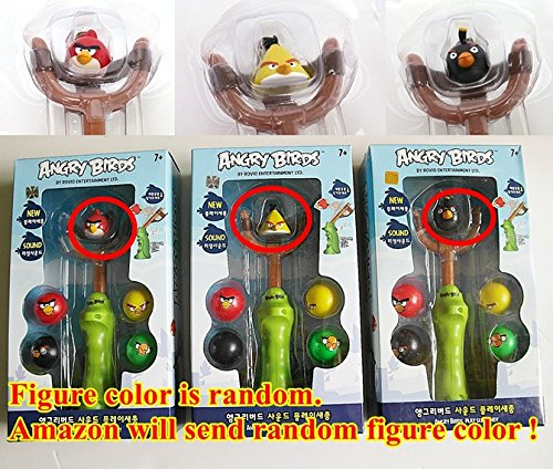 Angry Birds Play Slingshot Various Effect Funny Sounds Boy Girl Kid Play Gift by omtoy (Image #5)