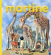 Martine, tome 13 : Martine au zoo par Delahaye