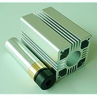 DIY Adjustable Focus Laser Housing 9mm TO-5 w/ Plastic lens + Aluminum Heatsink
