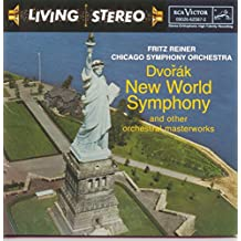 "Dvorak: Symphony No. 9 ""New World""; Carnival Overture; Smetana: The Bartered Bride Overture; Weinberger: Schwanda Polka & Fugue"
