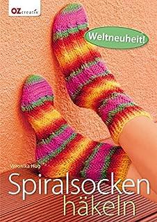 Socken Häkeln Schnell Einfach Mit Der Neuen Stufen Methode