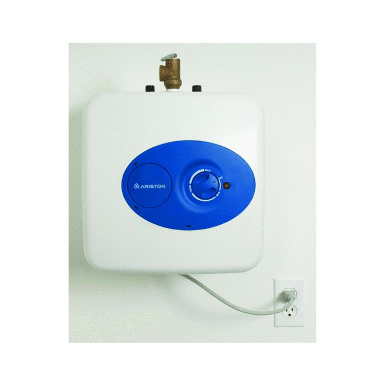 Ariston Gl4s Electric Mini Tank Water Heater Pou How To Change The Temperature On Your