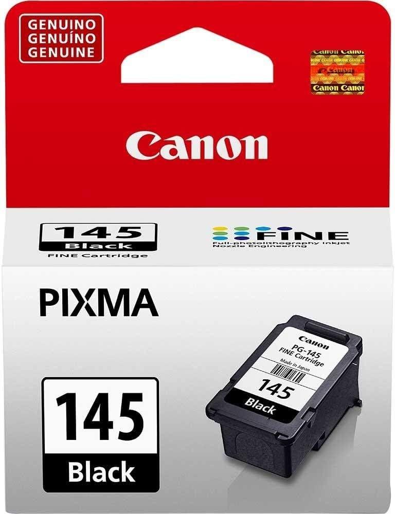 Cartucho para Canon PG-145BK 8275B001 IP2810 MG2410 MG2510.