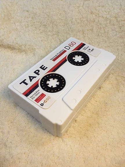Amazon.com: Zarapack Cassette Tape Hard Case - Bolsa de mano ...
