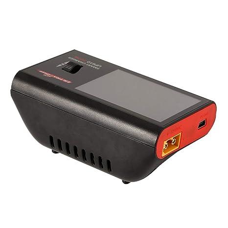 Footprintse Cargador baterias RC;Cargador 7.2v RC Ultra ...