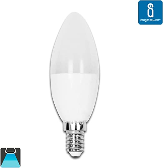 aigostar 175832 – C35 LED Bulb, Candle