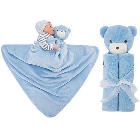 Toalla infantil con capucha de algodón Bebé Recién Nacido con Capucha Baño Mantas Toalla 76*
