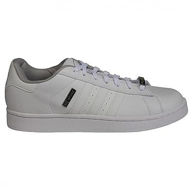 quality design fe379 5d04d adidas CAMPUS ST Baskets Homme 351851-43 1 3-9.5 Blanc  Amazon.co.uk  Shoes    Bags
