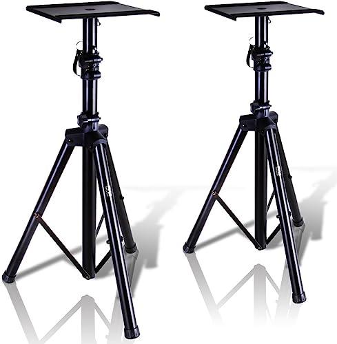 Pyle Dual Studio Monitor 2 Speaker Stand