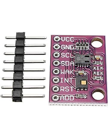 Humedad del sensor de temperatura CCS811 HDC1080 digital de la consumición baja precisión dióxido de carbono