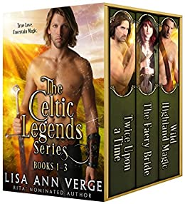 The Celtic Legends Series: Boxed Set by [Verge, Lisa Ann]