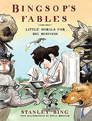 book cover of Bingsop\'s Fables