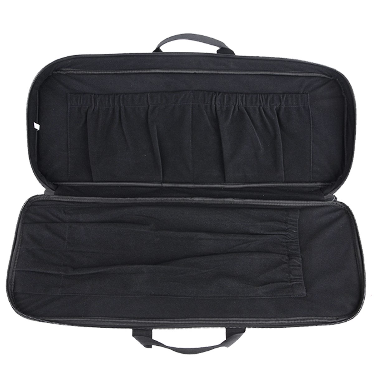 XTACER Recurve Takedown Bow Case Fully Padded Case (Black) MTGALAXY
