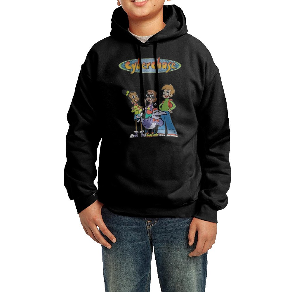 Cyberchase Cyberspace Cybersquad Junior Classic Pullover Athletic Sweatshirt Hoodies