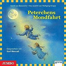 Peterchens Mondfahrt (Moderne Klassiker als HörAbenteuer) Hörbuch von Gerdt von Bassewitz Gesprochen von: Karl Menrad