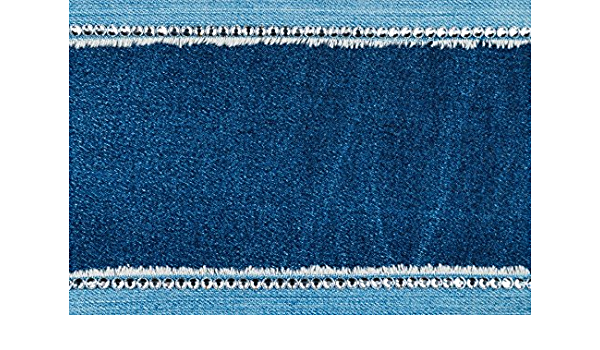 6x6ft Photography Background Texture Jeans Background Photo Booth Props Blue Denim Clothes Lines Canvas Background Backdrops for Photography Photo Backdrop