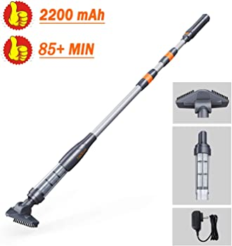 Tacklife Rechargeable Pond Vacuum Cleaner