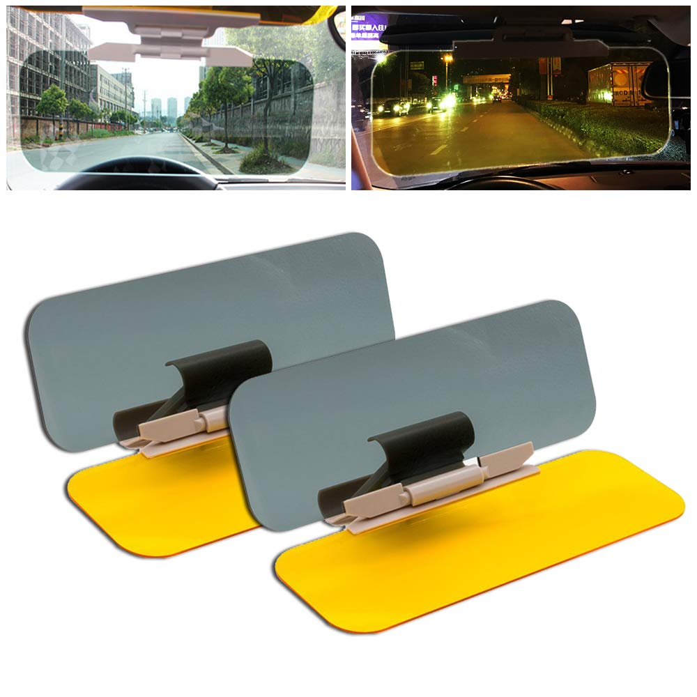 Heart Horse Car Sun Visor Clip Sunshade – Can be used during the day or night time